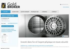 Goldbroker achat dor et d argent physique