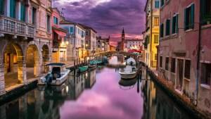 Mettez le cap sur l'Italie