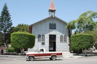 Santa Rosalia (Mexique) et son Eglise construite par Eiffel