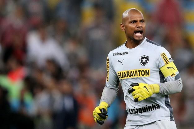 Resultado de imagem para Jéfferson, do Botafogo, hospitalizado