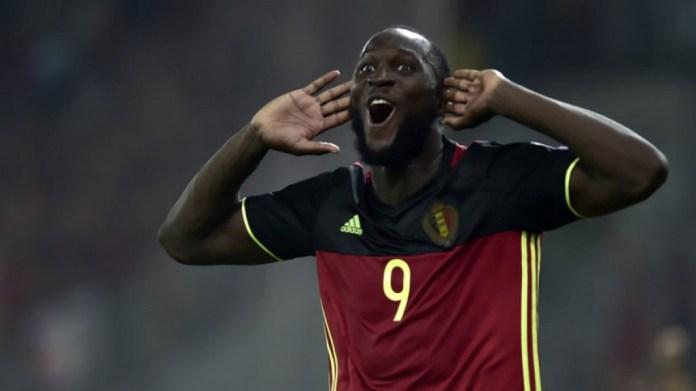 Artilheiro belga Rumelu Lukaku marcou dois gols na vitória sobre Panamá