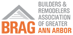 logo for BRAG - Builders & Remodelers Association of Greater Ann Arbor