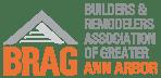 logo for BRAG - Builders & Remodelers Association of Greater Ann Arbor