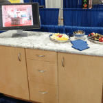 Credenza by Acheson Builders at HGL 2015