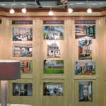 Acheson Builders Booth Photo Wall