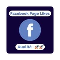 Le site N°1 pour Acheter des j'aime pour une page / post facebook et booster la visibilité de votre page et profil Facebook