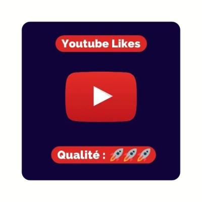 Acheter like youtube