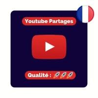 Acheter des partages français pour vidéo youtube