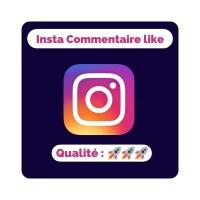 Acheter des likes de commentaire instagram