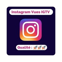acheter vues instagram igtv
