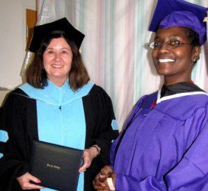 ACE Graduation Sarah Brighten