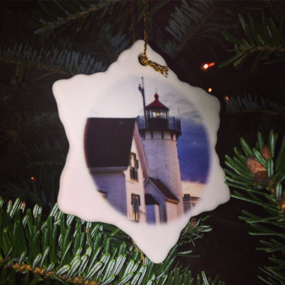 Christmas Eve ornament