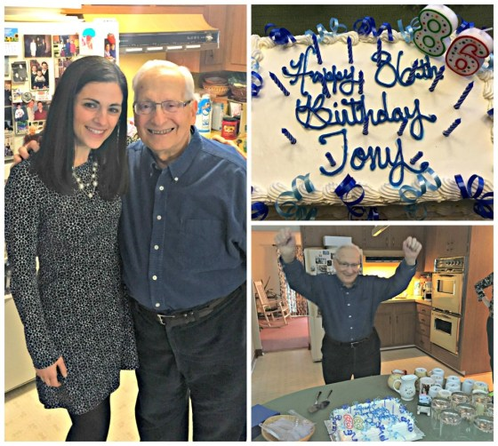 Papous 86th birthday