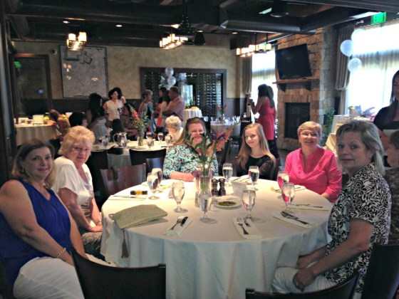 My Bridal Shower: Tim's Family
