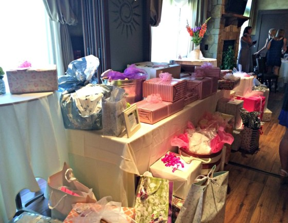 My Bridal Shower: Gifts