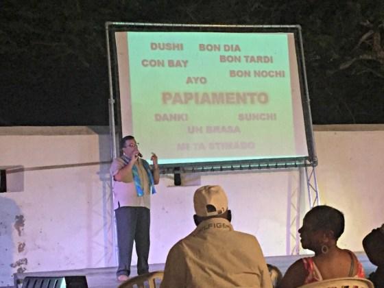 Aruba Honeymoon: Papiamento Lesson