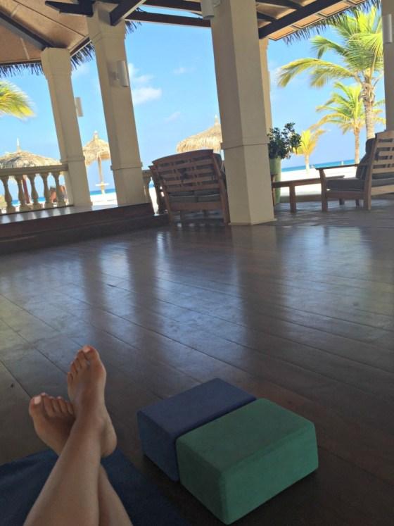 Yoga in Aruba
