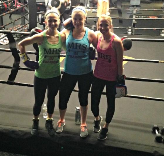 Gym Bachelorette