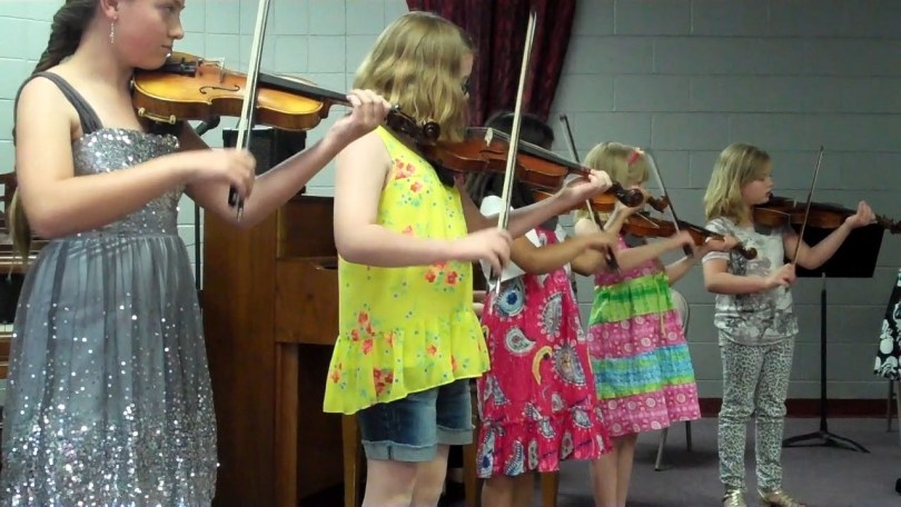 Video still. Music and Movement Education and Music Lessons in Thornton Colorado.