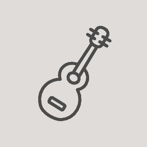 music lesson icon guitar