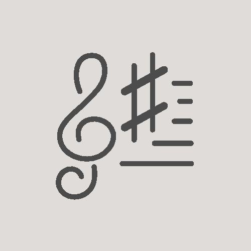 music lesson icon songwriting