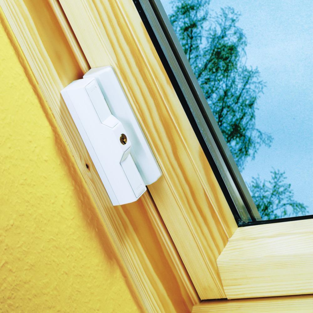 ABUS DF 88 Fenster-Zusatzschloss für Dachfenster Achilles Sicherheitstechnik