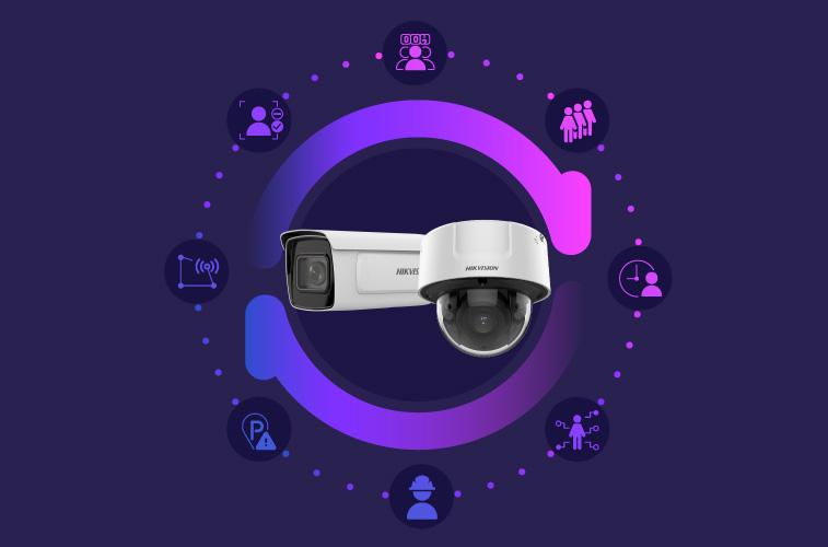 HIK Vision Netzwerkkameras