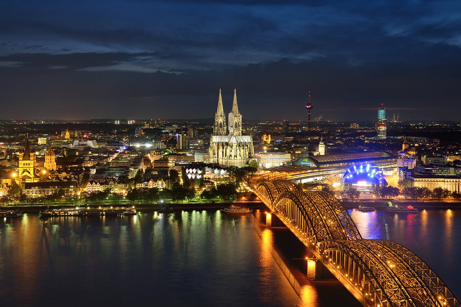 Stadtlichter Köln