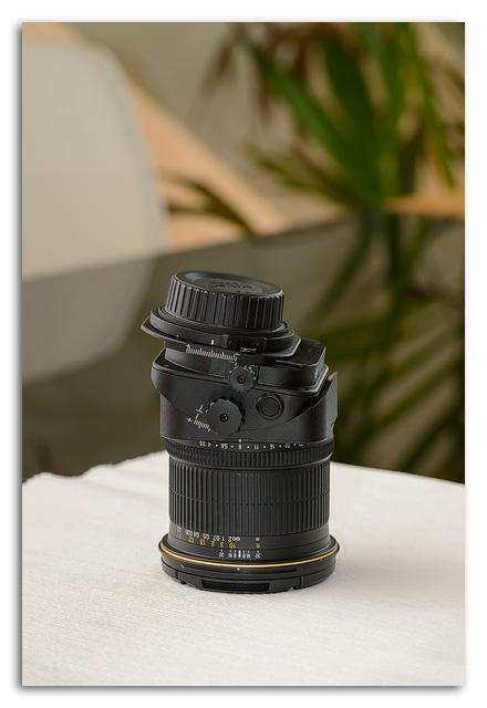Nikon PC-E Nikkor 24 mm 1:3,5D ED