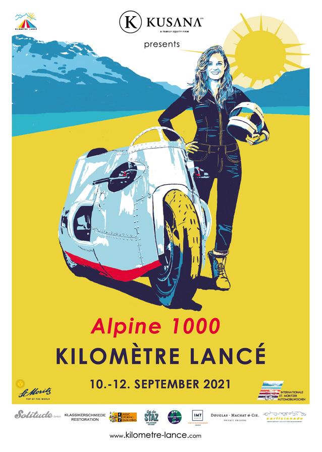 Alpine 1000 Airfild Sprint