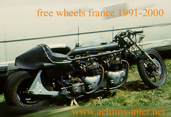 Free Wheels
