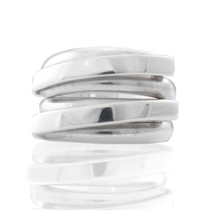 Follower Ring - Sterling Silver 925