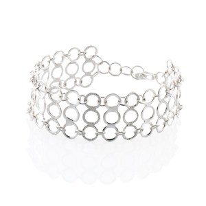 Silver Toss Bracelet - Sterling Silver 925