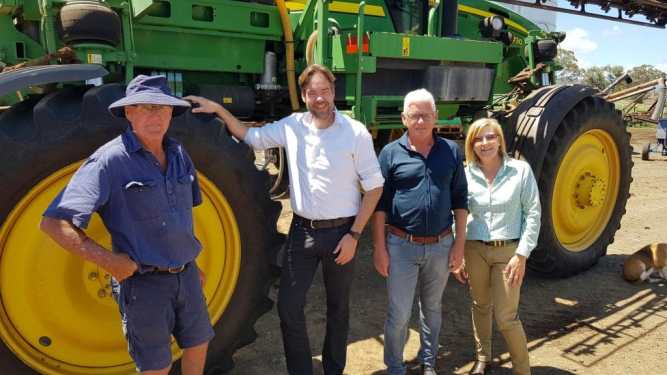 the big dry farmers