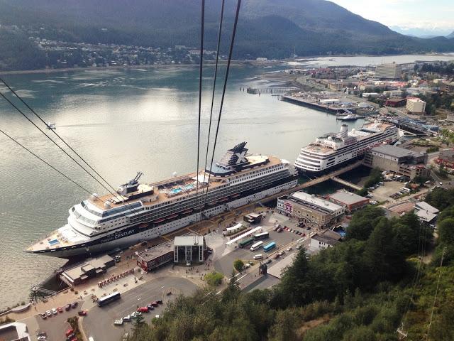 mount roberts, alaska, juneau, navio, cruzeiro, giovana quaglio, mogi, mirim, guaçu, campinas, blogueira, celebrity century, celebrity cruises