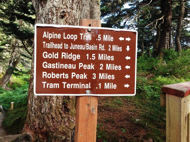 Mount Roberts - Alaska