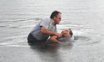 stephen baptism