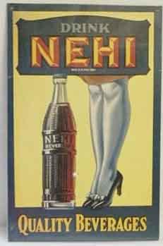 Image result for nehi soda, leg