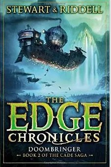 The Edge Chronicles 12: Doombringer: Second Book of Cade