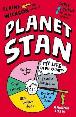 Planet Stan by Elaine Wickson ill. Chris Judge