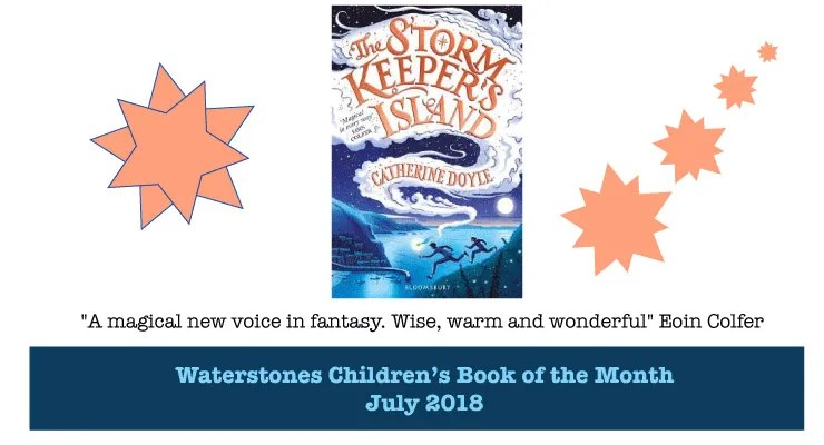 Waterstones Book of the Month July 2018