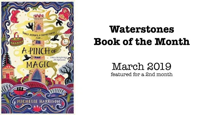 Waterstones Book of the Month, March 2019