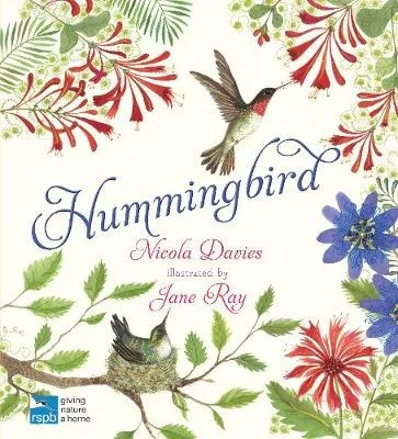 Hummingbird by Nicola Davies ill. Jane Ray