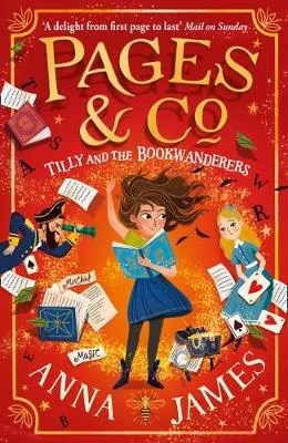 Pages & Co: Tilly And The Bookwanderers by Anna James