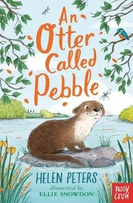 An Otter Called Pebble by Helen Peters