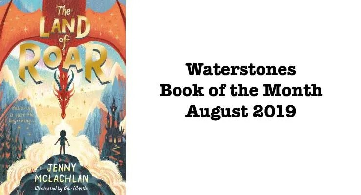 Waterstones Book of the Month August 2019