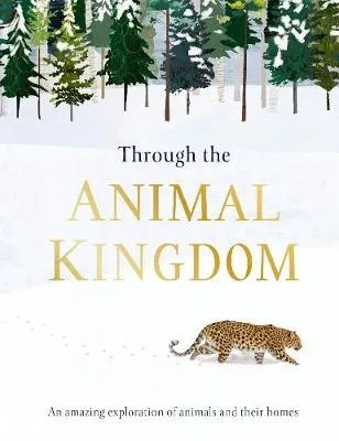 Through The Animal Kingdom by Derek Harvey ill. Charlotte Pepper