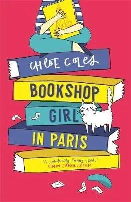 Bookshop Girl In Paris by Chloe Coles