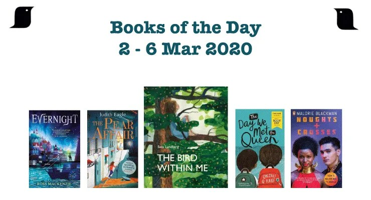 Books of the Day 2020 / 9