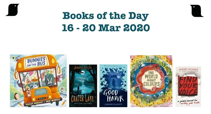 Books of the Day 2020 / 11
